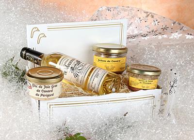 coffret cadeau foie gras foie gras coffrets cadeaux noel. Black Bedroom Furniture Sets. Home Design Ideas