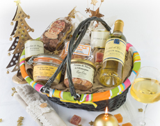 The GOURMAND Basket